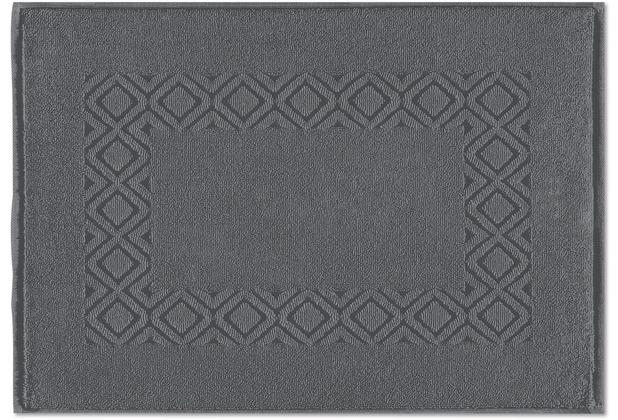 Egeria Badvorlage Denver, stone 50x70cm