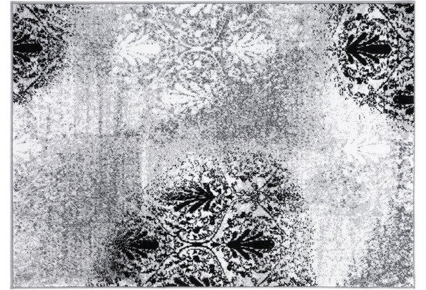 Einfach Schöner Teppich Greta, grau 133 x 190