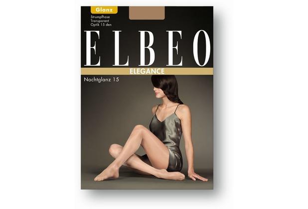 ELBEO Strumpfhose 15 Nachtglanz gobi 38-40