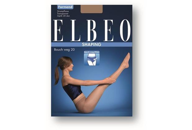 ELBEO Strumpfhose 20 Bauch weg bahama 38-40