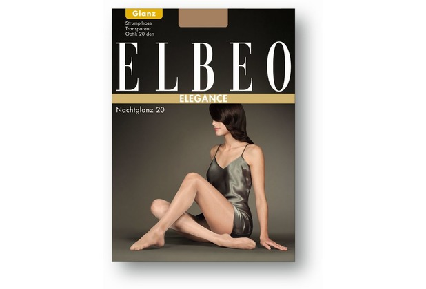 ELBEO Strumpfhose 20 Nachtglanz silk 38-40