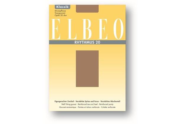 ELBEO Strumpfhose 20 Rhythmus flanell 38-40
