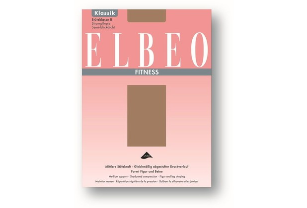 ELBEO Strumpfhose Fitness silk 38-40
