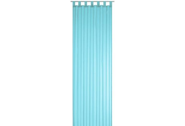 Elbersdrucke B!home Sevilla türkis blau 145 x 300 cm