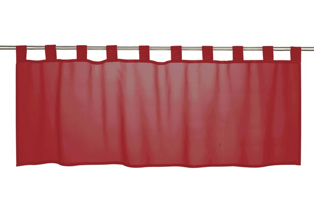 Elbersdrucke Bistrogardine Basic rot
