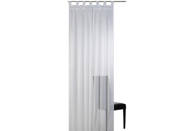 Elbersdrucke Bistrogardine Effecto 00 weiß 140 x 48 cm