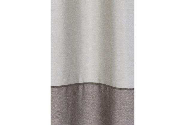 Elbersdrucke Gardine Dualino 19 beige 140 x 255 cm