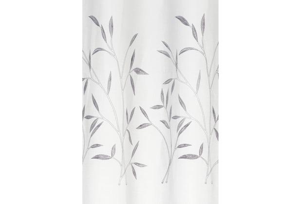 Elbersdrucke Gardine Herbal Scent 00 weiß 140 x 255 cm