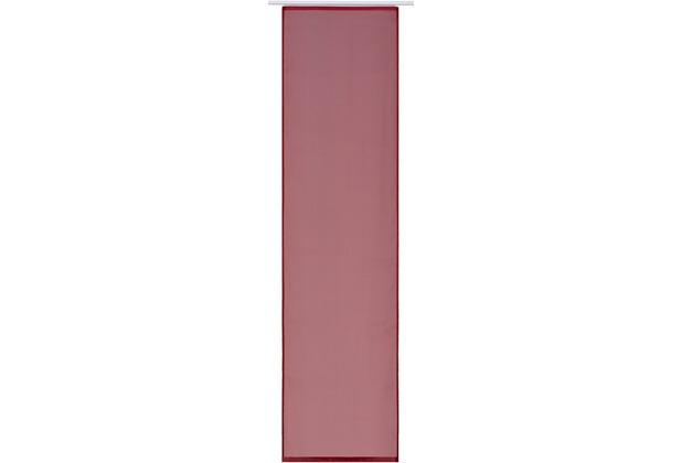 Elbersdrucke Flächenvorhang Basic 34 r 60 x 245 cm ohne Paneelwagen