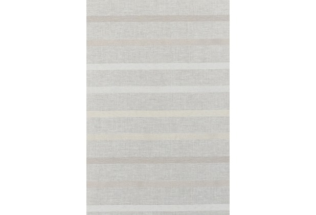 Elbersdrucke Flächenvorhang My Way 09 weiß-beige 60 x 245 cm