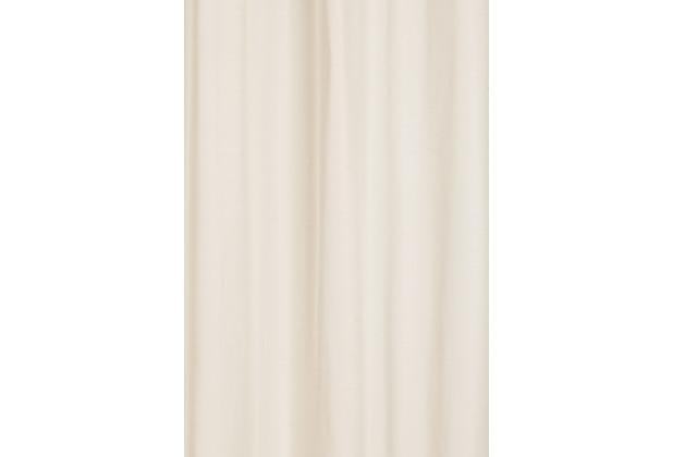 Elbersdrucke Ösenschal Miami creme beige 140 x 255 cm