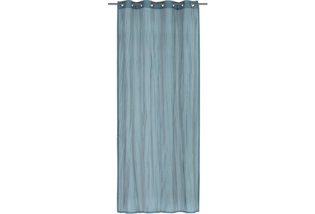 Elbersdrucke Ösenschal Nomadi blau 135 x 255 cm