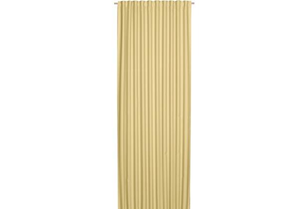 Elbersdrucke Schlaufenbandschal Nighttime 02 gelb 140 x 255 cm