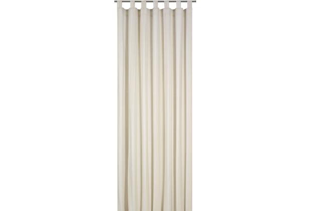 Elbersdrucke Schlaufenschal Cocon 09 ecru 140 x 255 cm