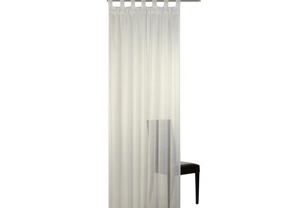 Elbersdrucke Schlaufenschal Effecto 09 creme 140 x 255 cm