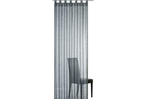 Elbersdrucke Schlaufenschal Effecto 17 anthrazit 140 x 255 cm