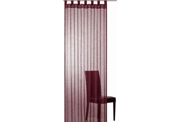 Elbersdrucke Schlaufenschal Effecto 24 bordeaux 140 x 255 cm