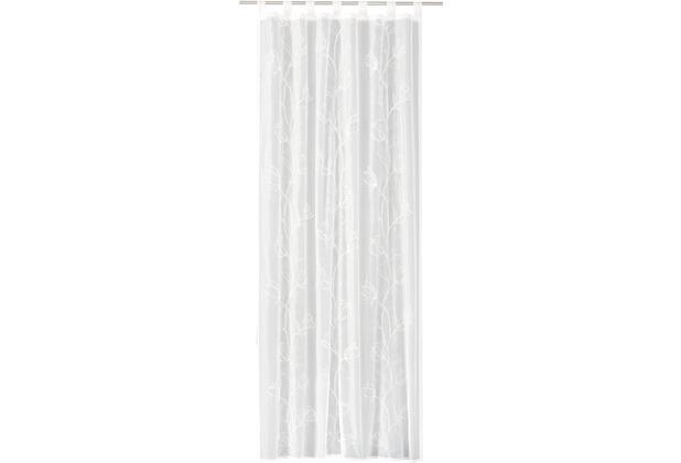 Elbersdrucke Schlaufenschal New Amsterdam 00 offwhite 140 x 255 cm