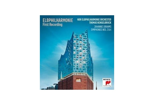 Elbphilharmonie First Recording - Symphonies Nos. 3 & 4