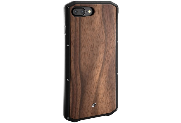 Element Case Katana Stainless Steel for iPhone 7 Plus / iPhone 8 Plus braun