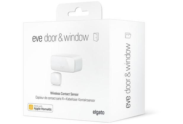 Elgato eve Door & Window - Kabelloser Kontaktsensor