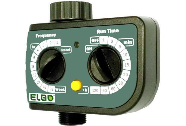 Elgo Elektronische Bewässerungsuhr für Wasserhahn (WT218)