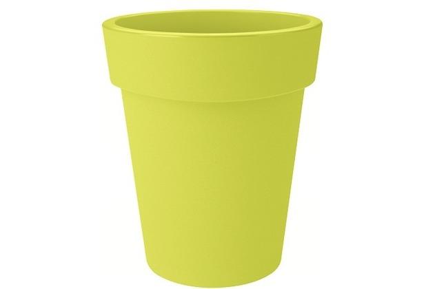 elho Green Basics TopPlanter High Ø35x40,6 cm, lime grün