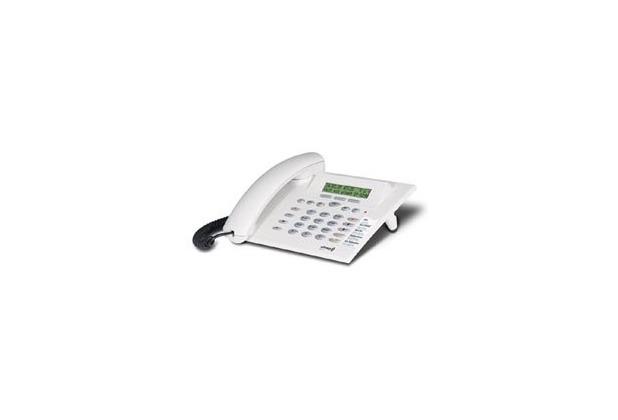 Elmeg IP-S290 weißgrau