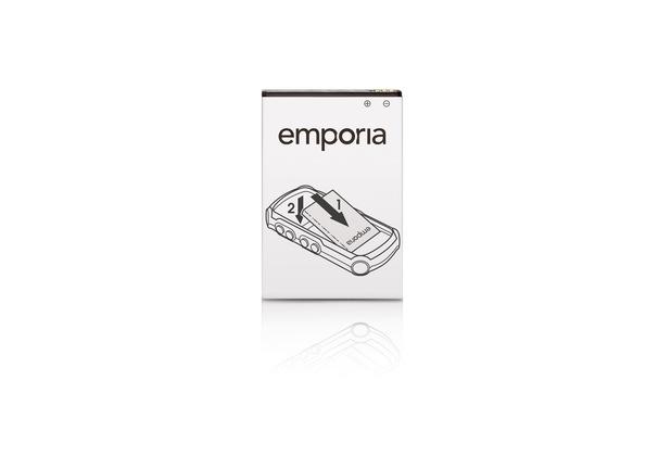 Emporia Akku AK-V33i für SOLIDplus