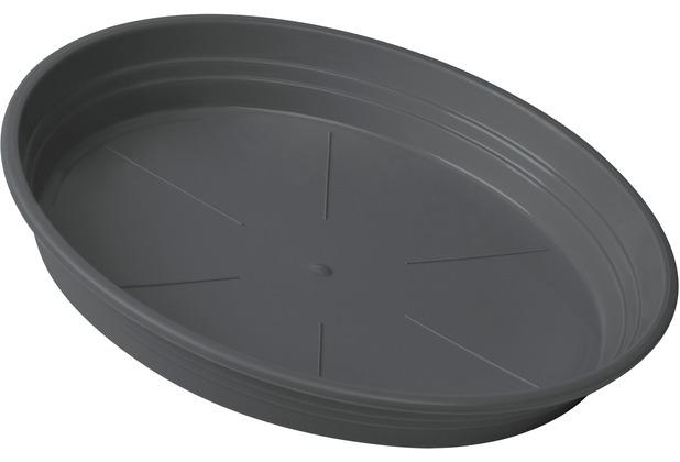 emsa CITY CLASSIC Untersetzer 24 cm granit