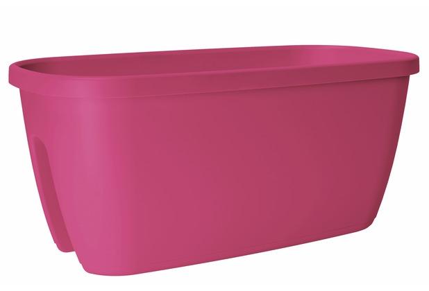 emsa CITY Geländertopf AP 60 cm pink hell