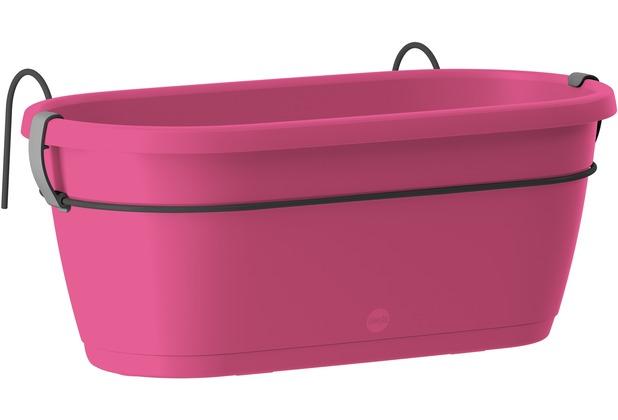 emsa CITY Hängetopf 40x20cm pink hell