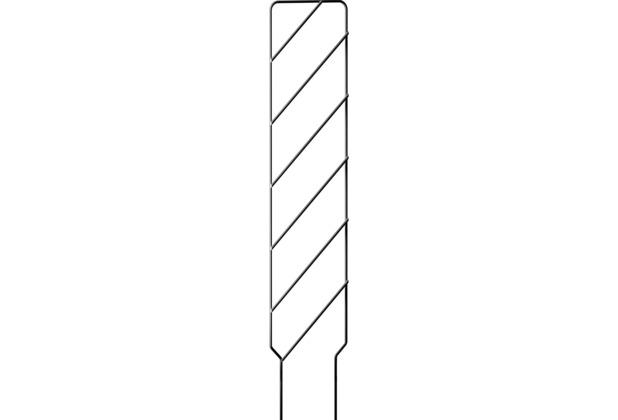 emsa CITY Rankgitter breit 92 cm, anthrazit
