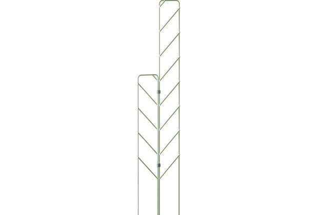 emsa CITY Rankgitter schmal Set 115/77cm,grün