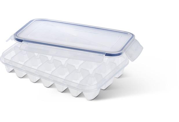 emsa CLIP & CLOSE Classic Eiswürfelbox für 21 Eiswürfel