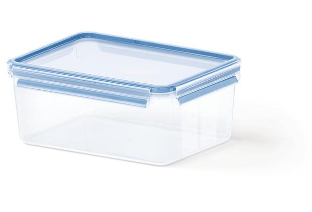 emsa Frischhaltedose CLIP & CLOSE rechteckig, 3,70 Liter