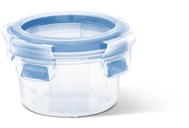 emsa Frischhaltedose CLIP & CLOSE rund, 0,15 Liter