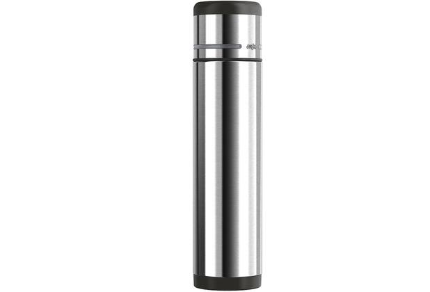 emsa Isolierflasche MOBILITY, Schwarz-Anthrazit, 0,70 Liter