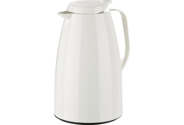 emsa Isolierkanne BASIC, Weiß, 1,50 Liter
