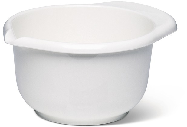 emsa Rührschüssel SUPERLINE Rührtopf, 3,00 Liter, Weiß