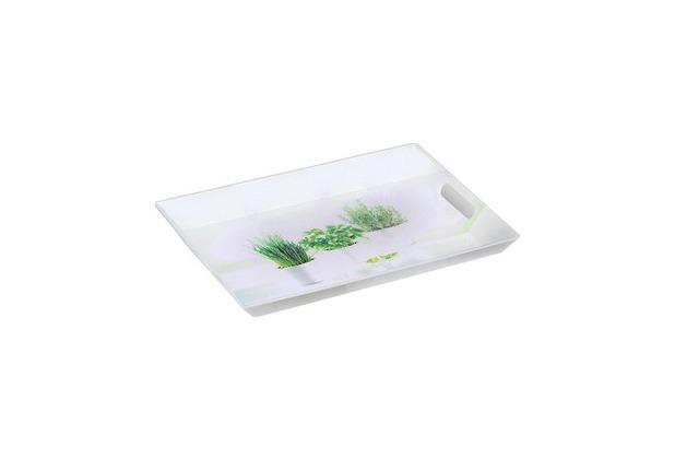 emsa Dekortablett CLASSIC Tablett, Herbs, 50 x 37 cm