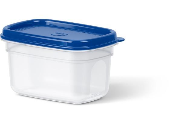emsa SUPERLINE Frischhaltedose eckig 0,5 L blau