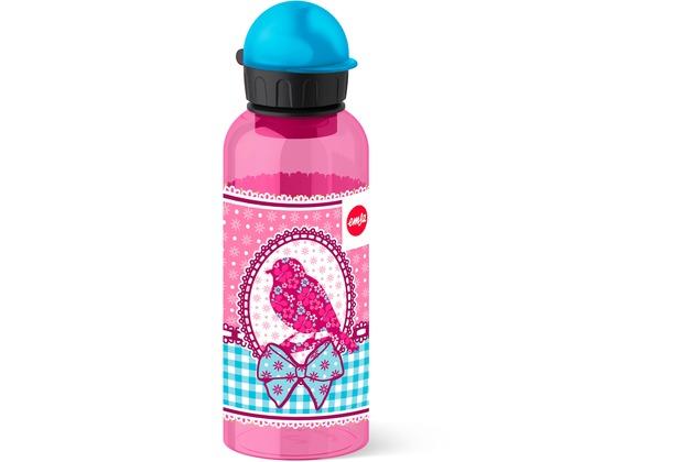 emsa TEENS TRITAN Trinkflasche 0,6 L Birdy Bow