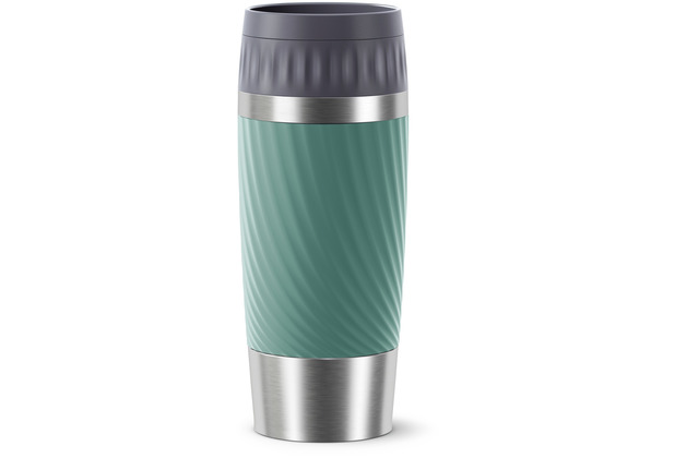 emsa Travel Mug Easy Twist 0,36L grün Petrol
