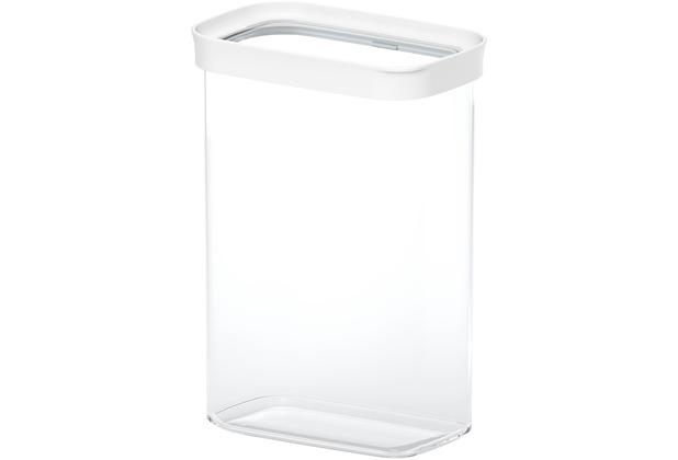 emsa Trockenvorratsdose OPTIMA Vorratsdose, rechteckig, 2,20 Liter