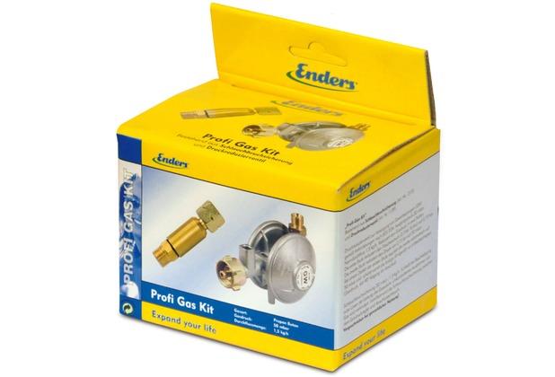 Enders Gastro Gas- Kit für gewerbliche Nutzung