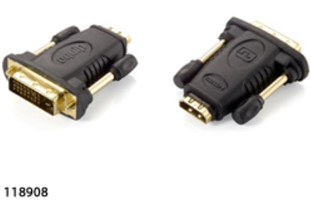 Equip Adapter DVI / HDMI (24+1)