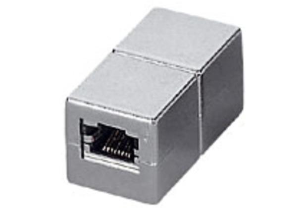 Equip Verbinder Cat.6 (Class E) 2 x RJ45 Buchse