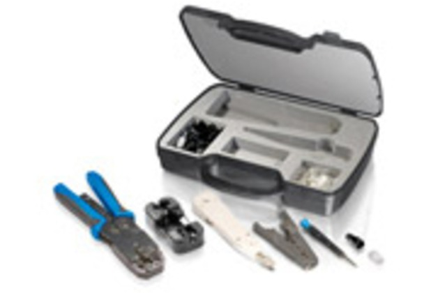 Equip Werkzeugkoffer Profi Cat.6a