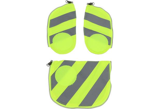 ergobag Pack/Cubo/ Cubo Light Sicherheitsset 3tlg. gelb gelb